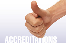 Jam Cabling Aberdeen Accreditations