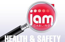 Health and Safety at Jam Cabling Aberdeen